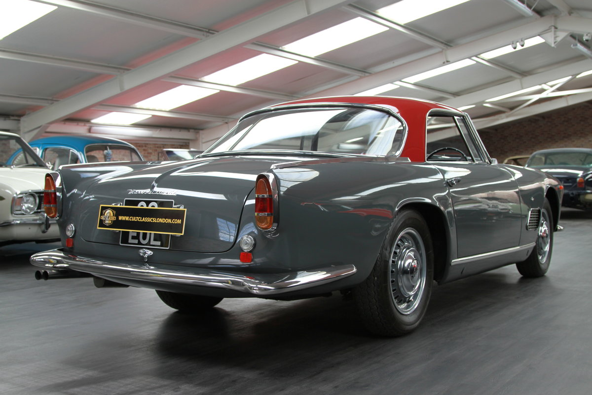 1960 Maserati 3500 GT by Touring SOLD (picture 3 of 6)