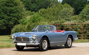 Picture of 1962 Maserati 3500 GT Spyder - Factory Carbs - 3 Owners For Sale by Auction