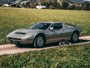 Picture of 1979 Maserati Merak SS  For Sale by Auction