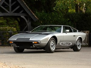 Picture of 1975 Maserati Khamsin by Bertone For Sale by Auction