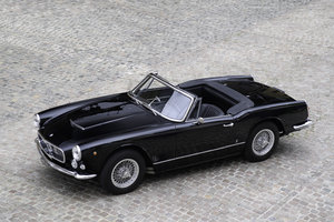 Picture of 1962 Maserati 3500 GT Vignale Spyder SOLD
