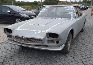 Maserati Quattroporte S1