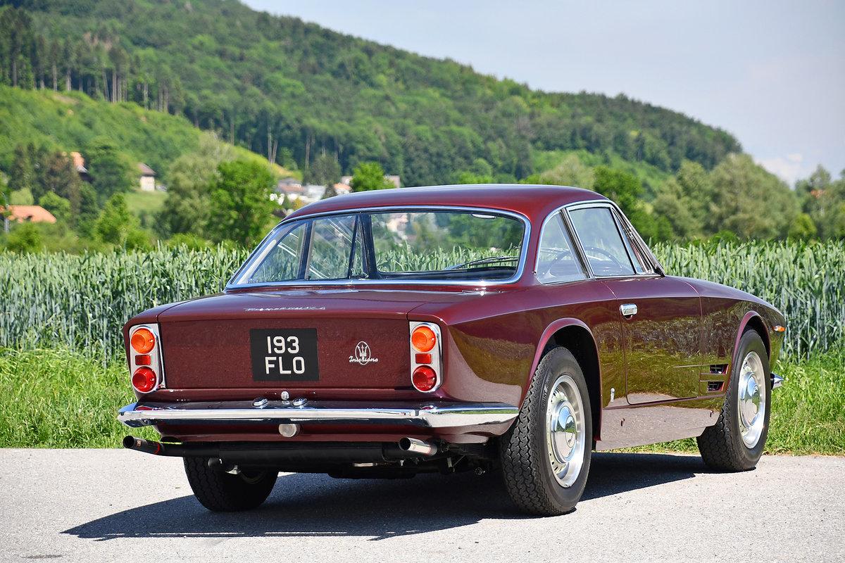 1963 Maserati 3500 GTI Sebring Series 1 RHD For Sale   Car ...