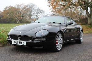 Picture of Maserati Coupe GT4200 2002 - To be auctioned 26-03-21 For Sale by Auction
