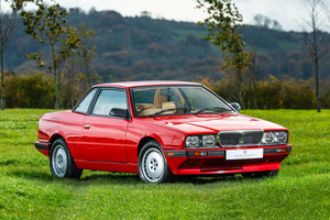 Picture of 1992 Rare RHD Maserati Karif - Just 14,500 Miles For Sale