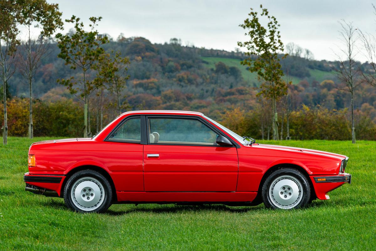 1992 Rare RHD Maserati Karif - Just 14,500 Miles For Sale ...