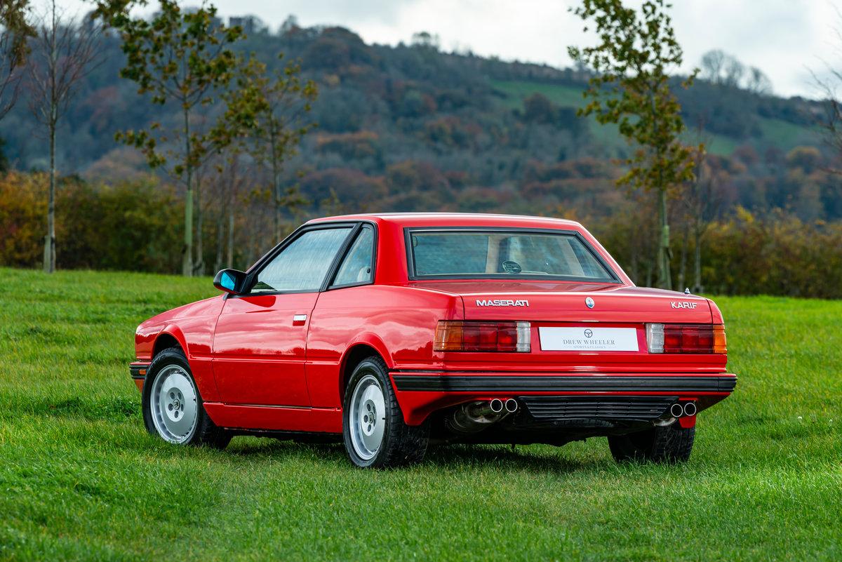 1992 Rare RHD Maserati Karif - Just 14,500 Miles For Sale | Car And Classic