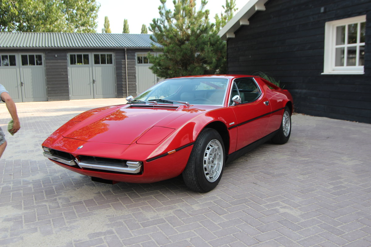 1974 Maseratie Merak in good driving condition For Sale (picture 1 of 12)