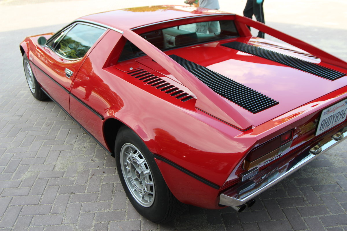 1974 Maseratie Merak in good driving condition For Sale (picture 2 of 12)