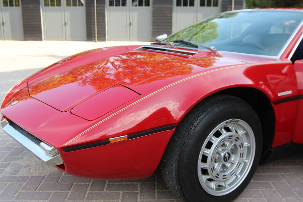 1974 Maseratie Merak in good driving condition For Sale (picture 3 of 12)