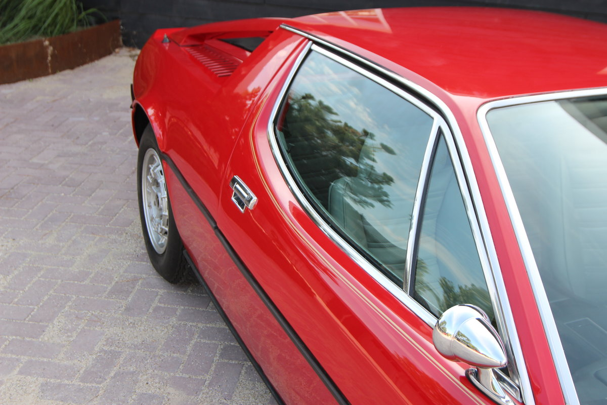 1974 Maseratie Merak in good driving condition For Sale (picture 11 of 12)
