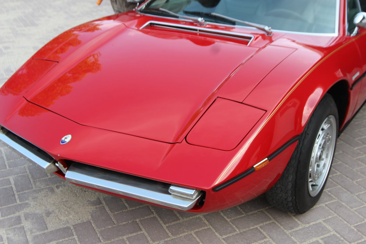 1974 Maseratie Merak in good driving condition For Sale (picture 12 of 12)
