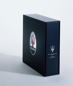 Maserati International Coordinated Image Manual