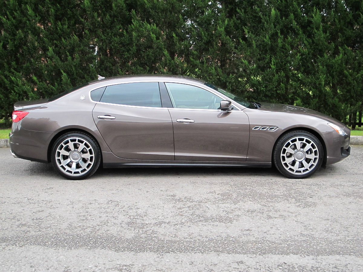 2015 Maserati Quattroporte 3.0V6 S For Sale (picture 5 of 12)