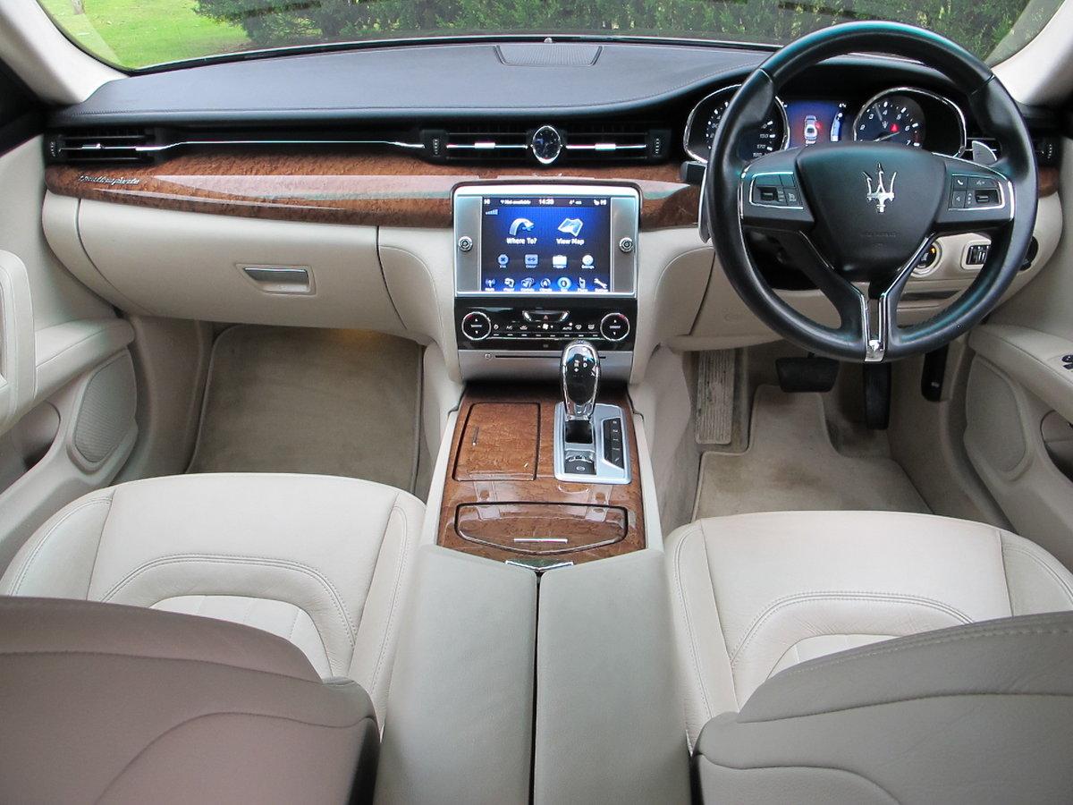2015 Maserati Quattroporte 3.0V6 S For Sale (picture 7 of 12)