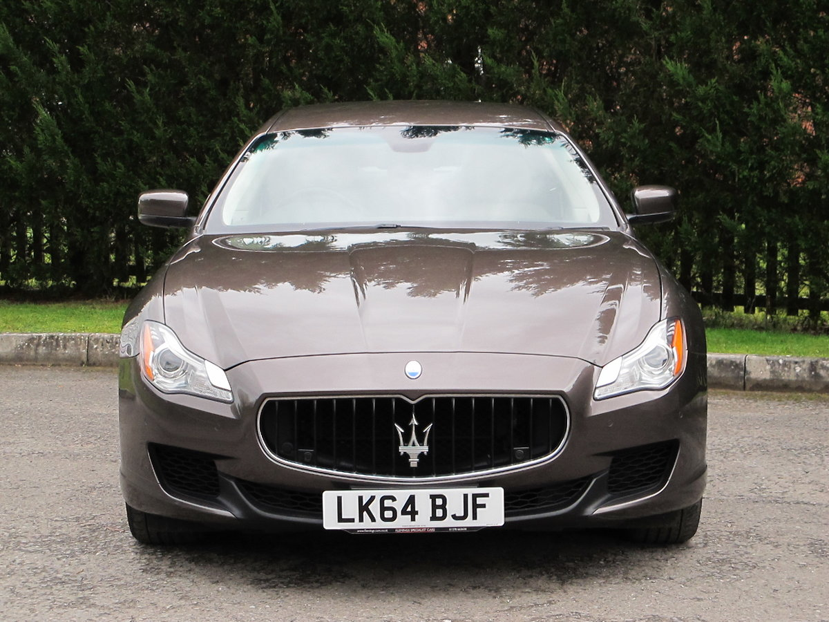 2015 Maserati Quattroporte 3.0V6 S For Sale (picture 8 of 12)