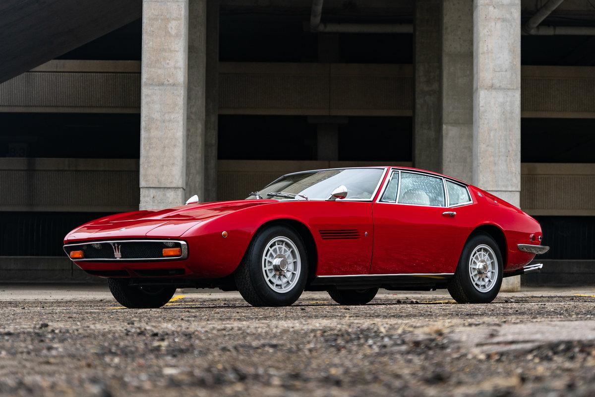 1971 Maserati Ghibli For Sale (picture 1 of 12)