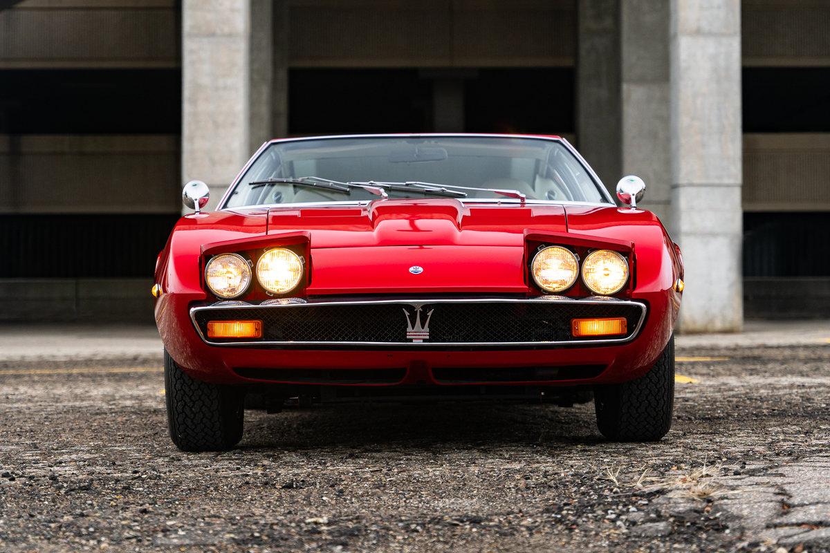 1971 Maserati Ghibli For Sale (picture 2 of 12)