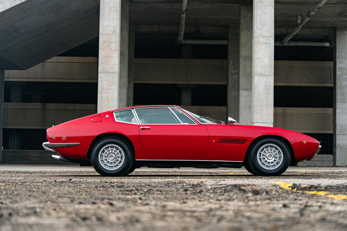 1971 Maserati Ghibli For Sale (picture 5 of 12)