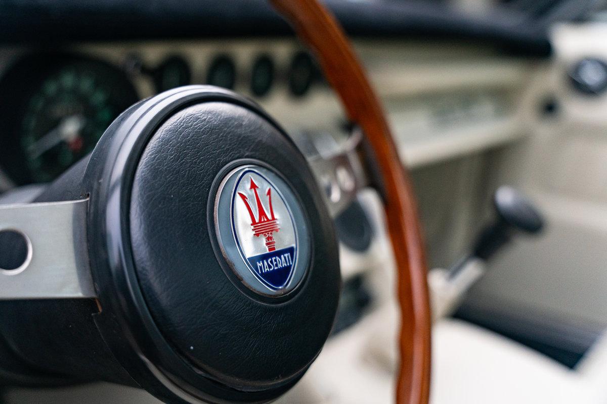 1971 Maserati Ghibli For Sale (picture 8 of 12)