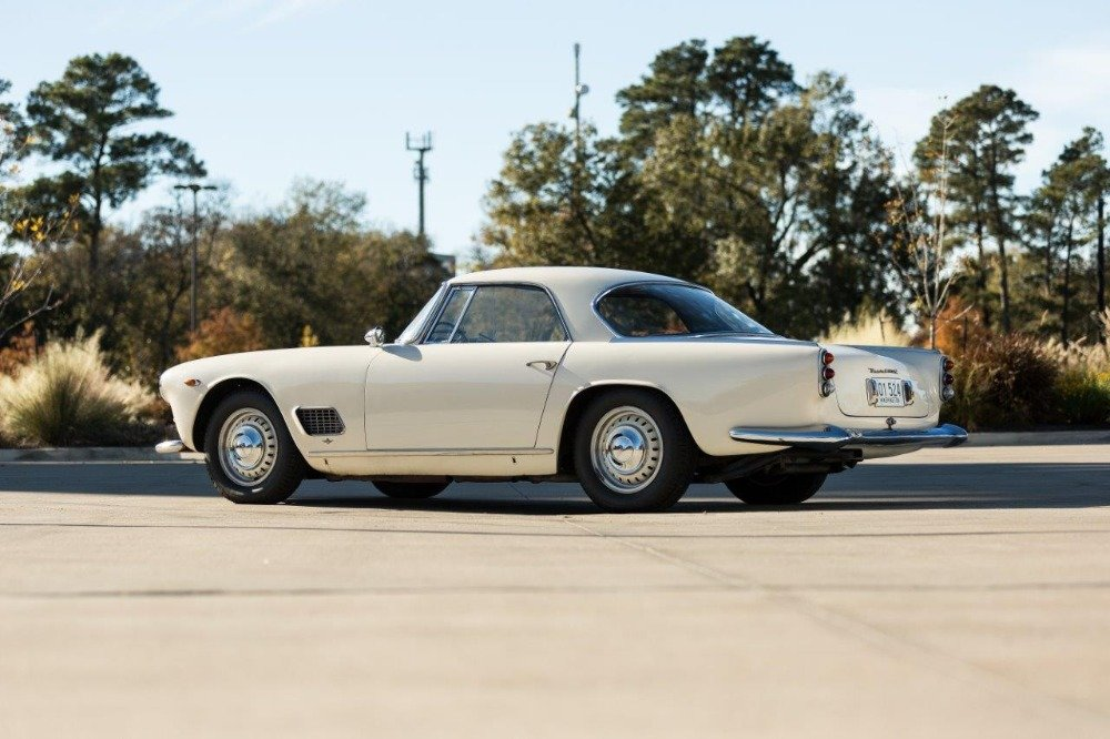 MASERATI LHD 3500 GT 1959 SUPERLEGGERA BY TOURING For Sale | Car And Classic