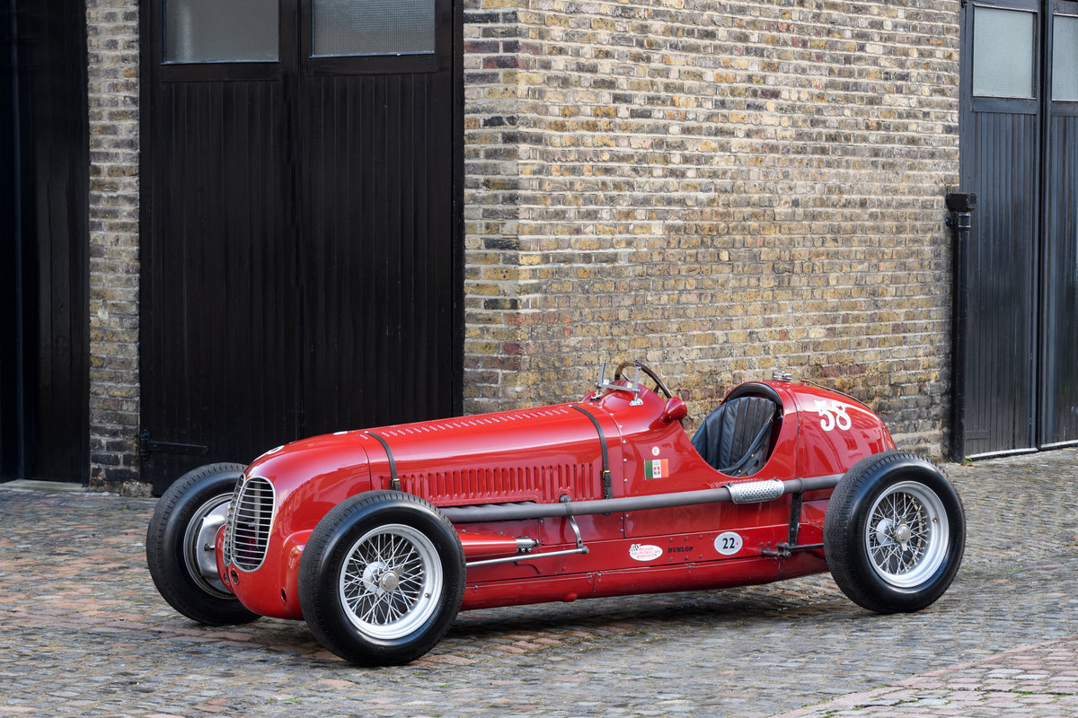 1936 Maserati Works Tipo 6CM For Sale (picture 1 of 12)