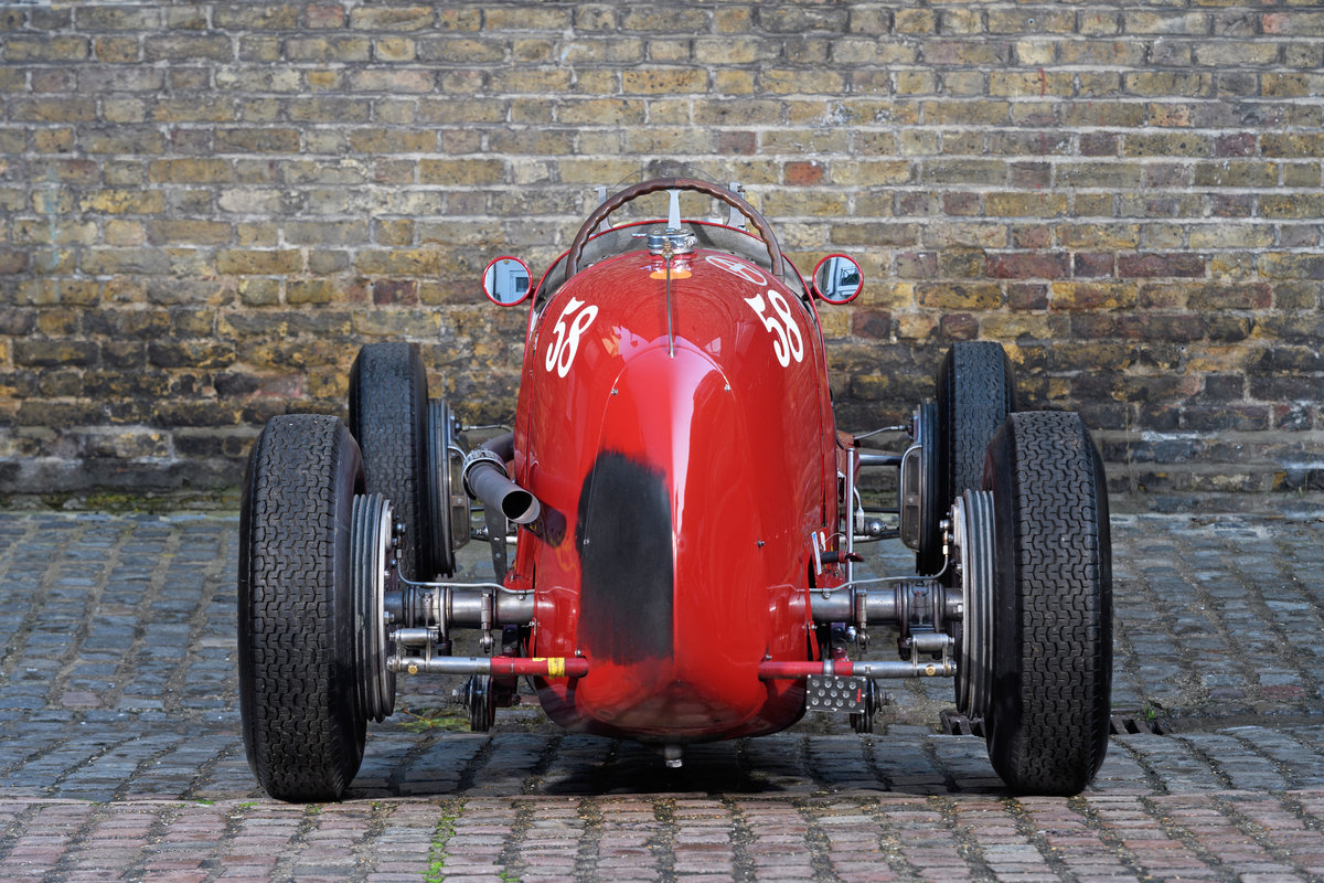 1936 Maserati Works Tipo 6CM For Sale (picture 3 of 12)