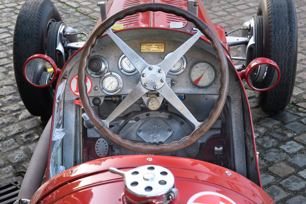 1936 Maserati Works Tipo 6CM For Sale (picture 4 of 12)