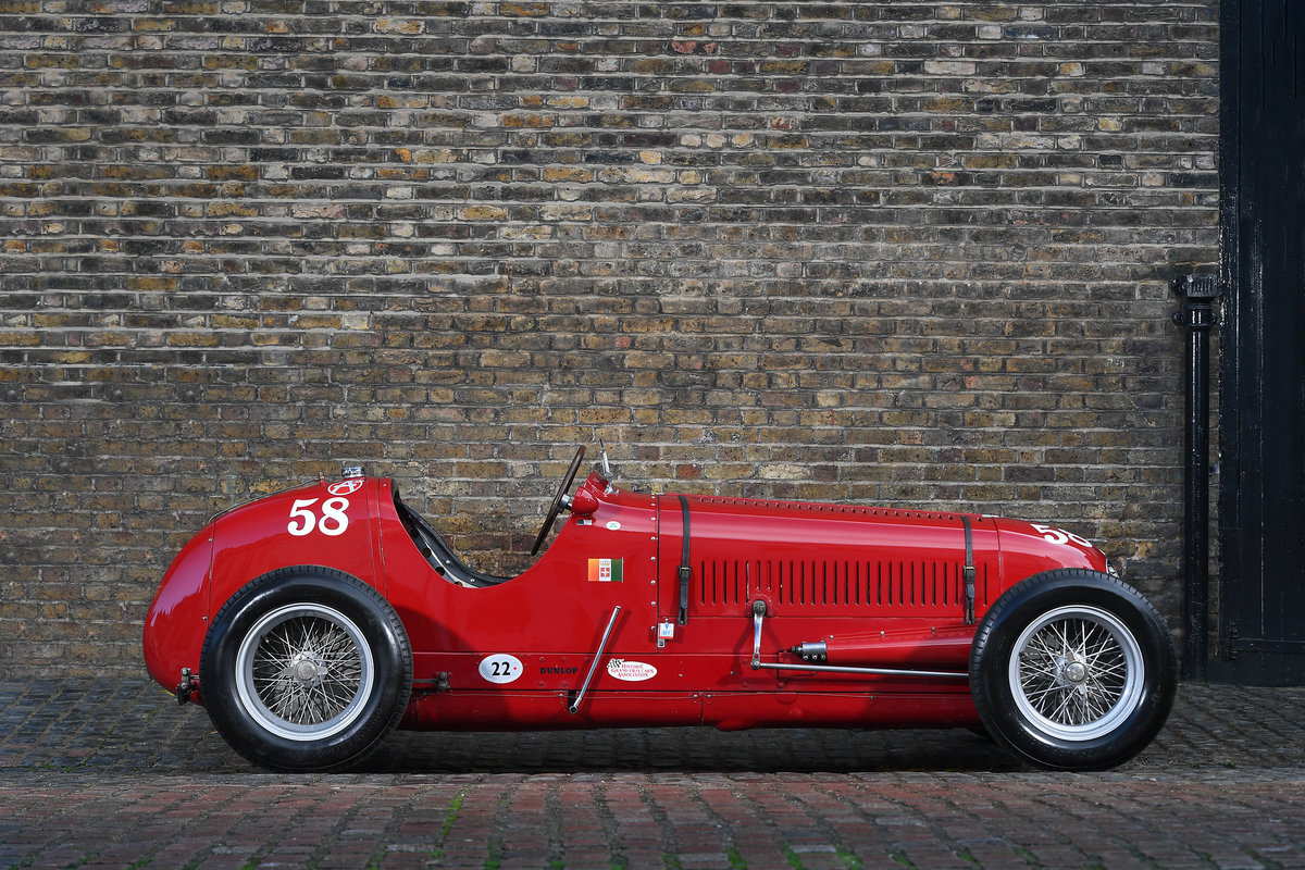 1936 Maserati Works Tipo 6CM For Sale (picture 6 of 12)