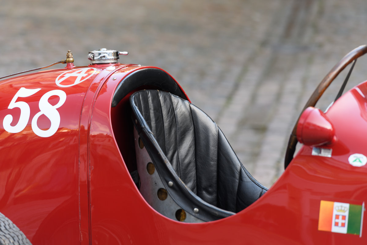 1936 Maserati Works Tipo 6CM For Sale (picture 8 of 12)