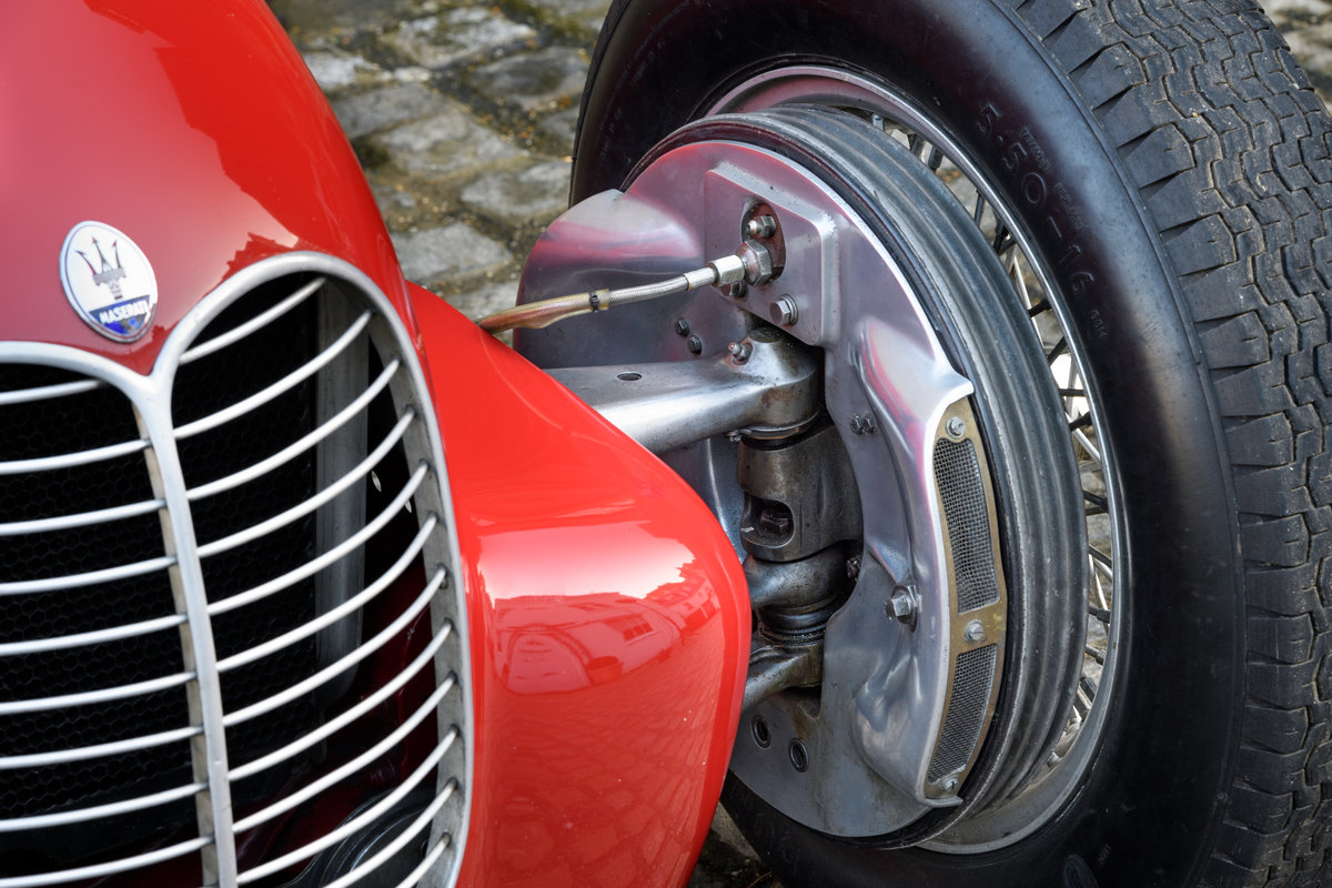 1936 Maserati Works Tipo 6CM For Sale (picture 9 of 12)