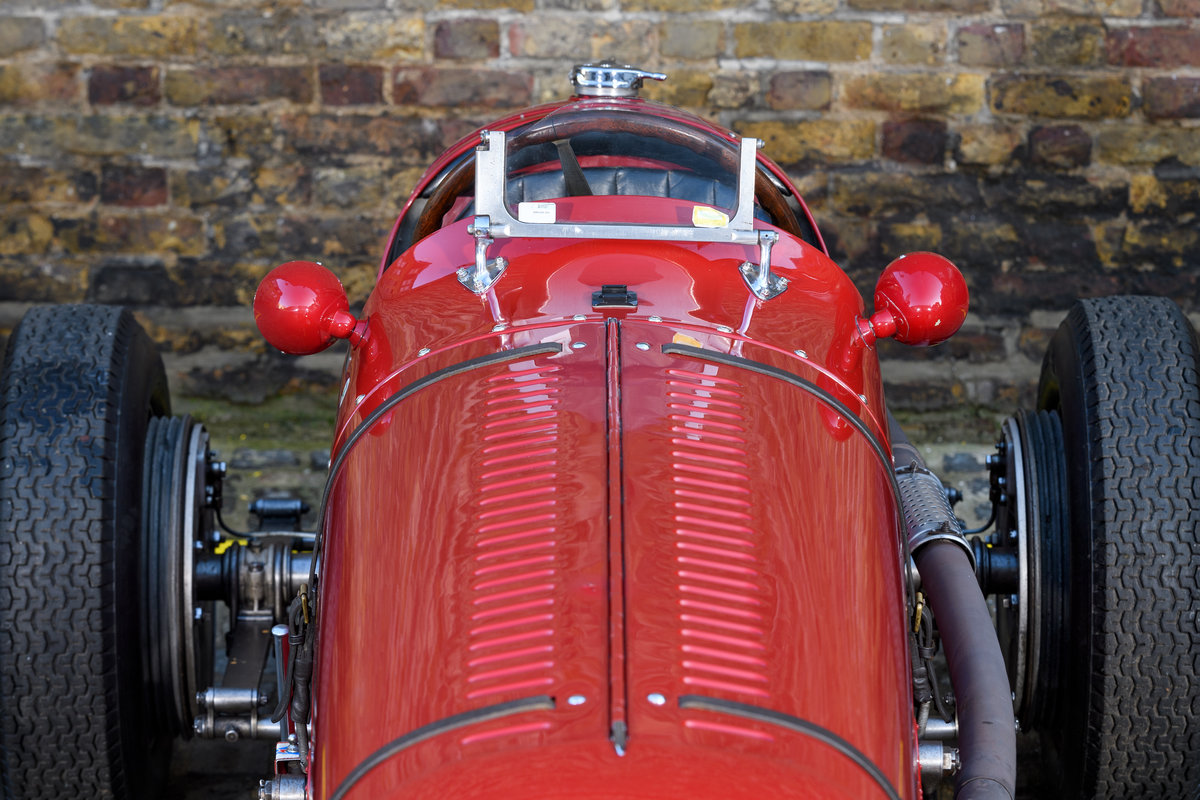 1936 Maserati Works Tipo 6CM For Sale (picture 10 of 12)