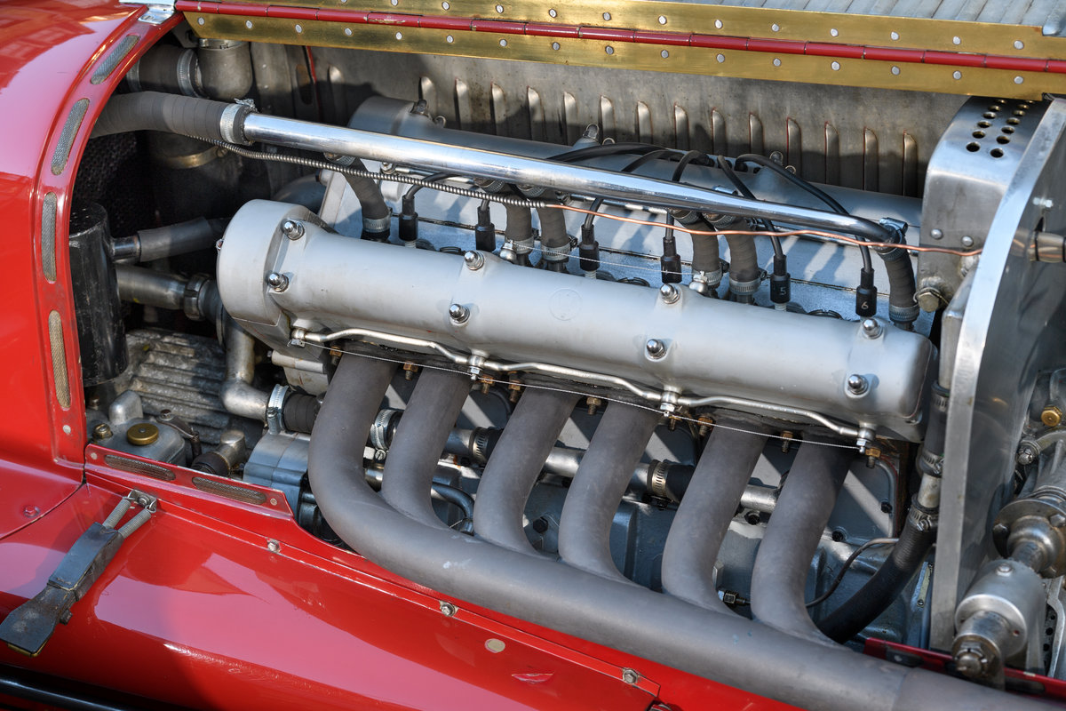 1936 Maserati Works Tipo 6CM For Sale (picture 11 of 12)