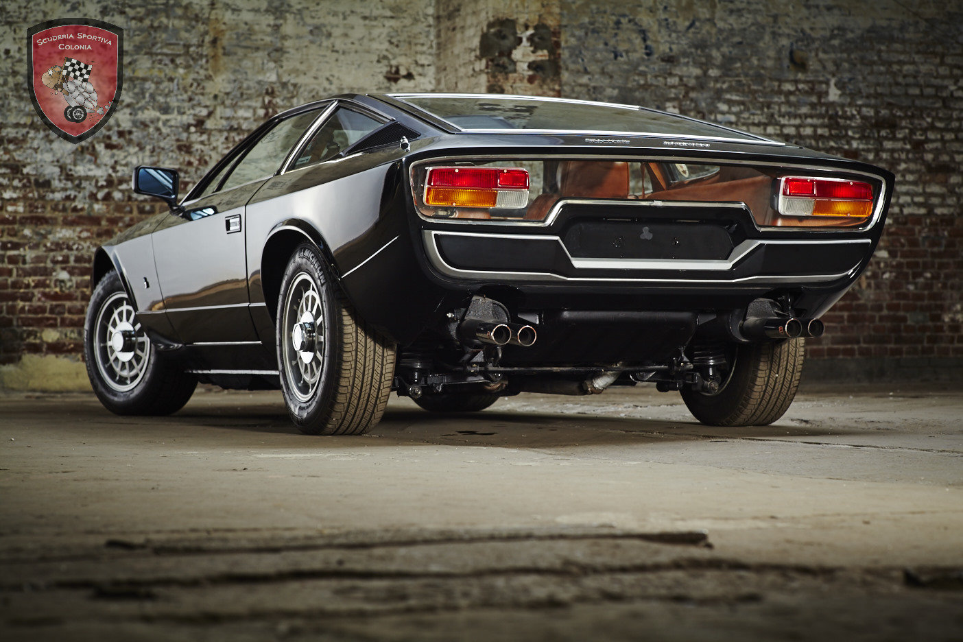 1975 Maserati Khamsin For Sale (picture 5 of 12)