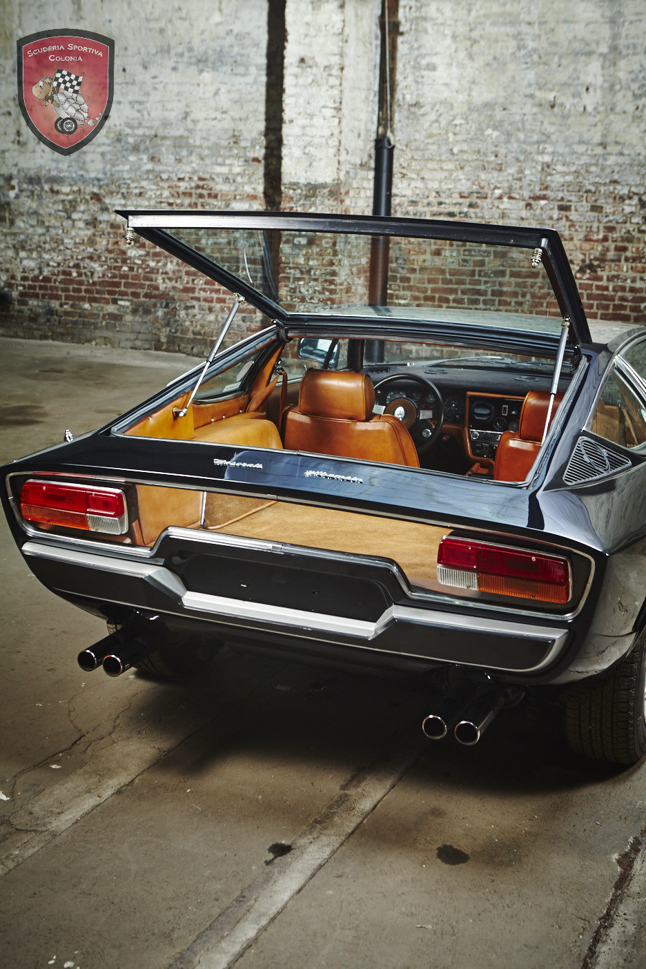 1975 Maserati Khamsin For Sale (picture 7 of 12)