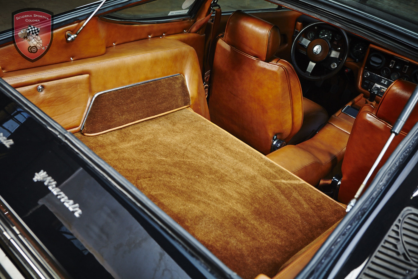 1975 Maserati Khamsin For Sale (picture 8 of 12)