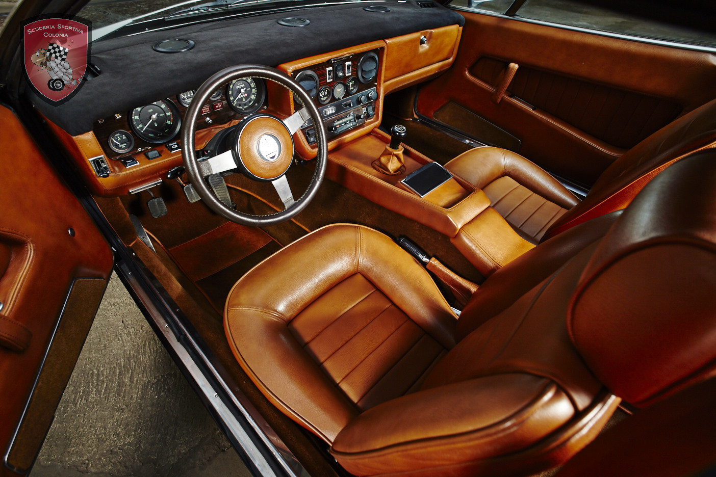 1975 Maserati Khamsin For Sale (picture 9 of 12)