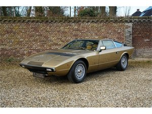 Picture of 1977 Maserati Khamsin 4.9 with great history, top condition examp For Sale