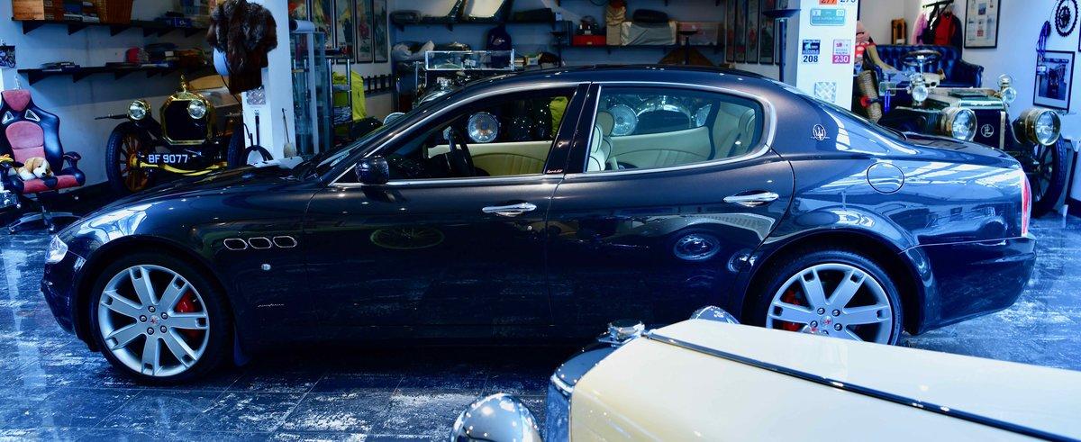 2008 Maserati Quattroporte 4.2 ( 395bhp ) Sport GT Auto For Sale (picture 3 of 12)