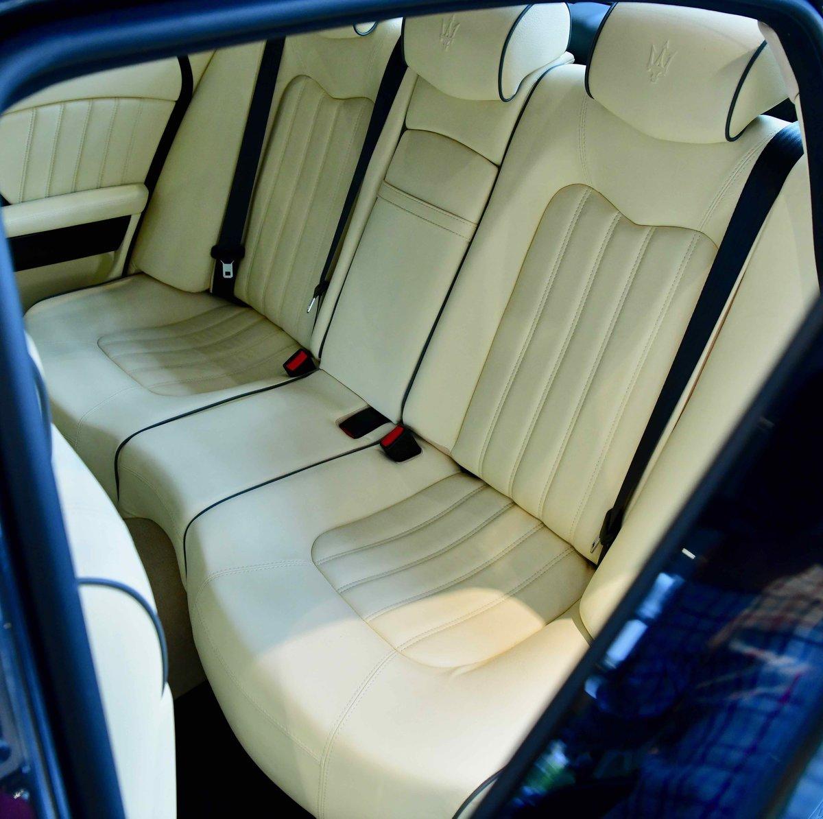 2008 Maserati Quattroporte 4.2 ( 395bhp ) Sport GT Auto For Sale (picture 9 of 12)