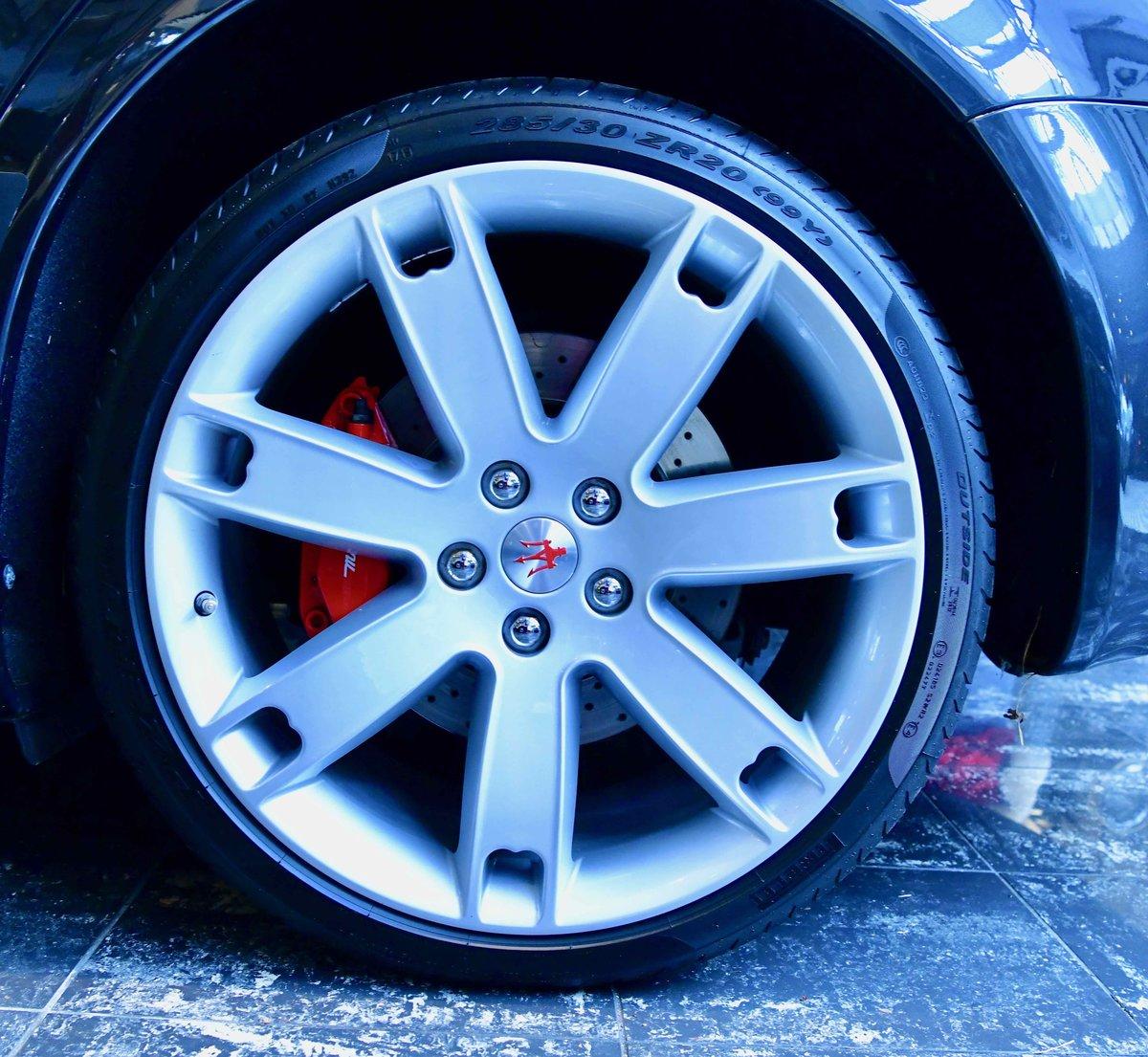 2008 Maserati Quattroporte 4.2 ( 395bhp ) Sport GT Auto For Sale (picture 10 of 12)