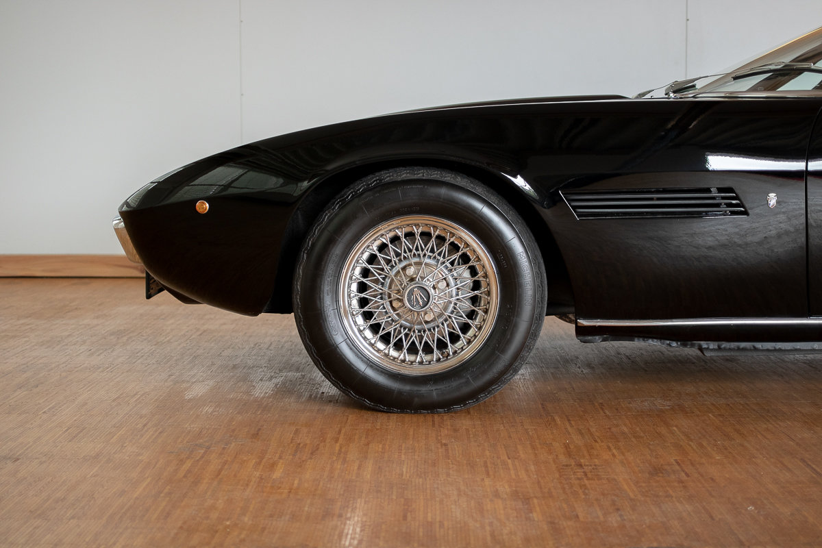 1969 Maserati Ghibli 4700 For Sale (picture 7 of 12)