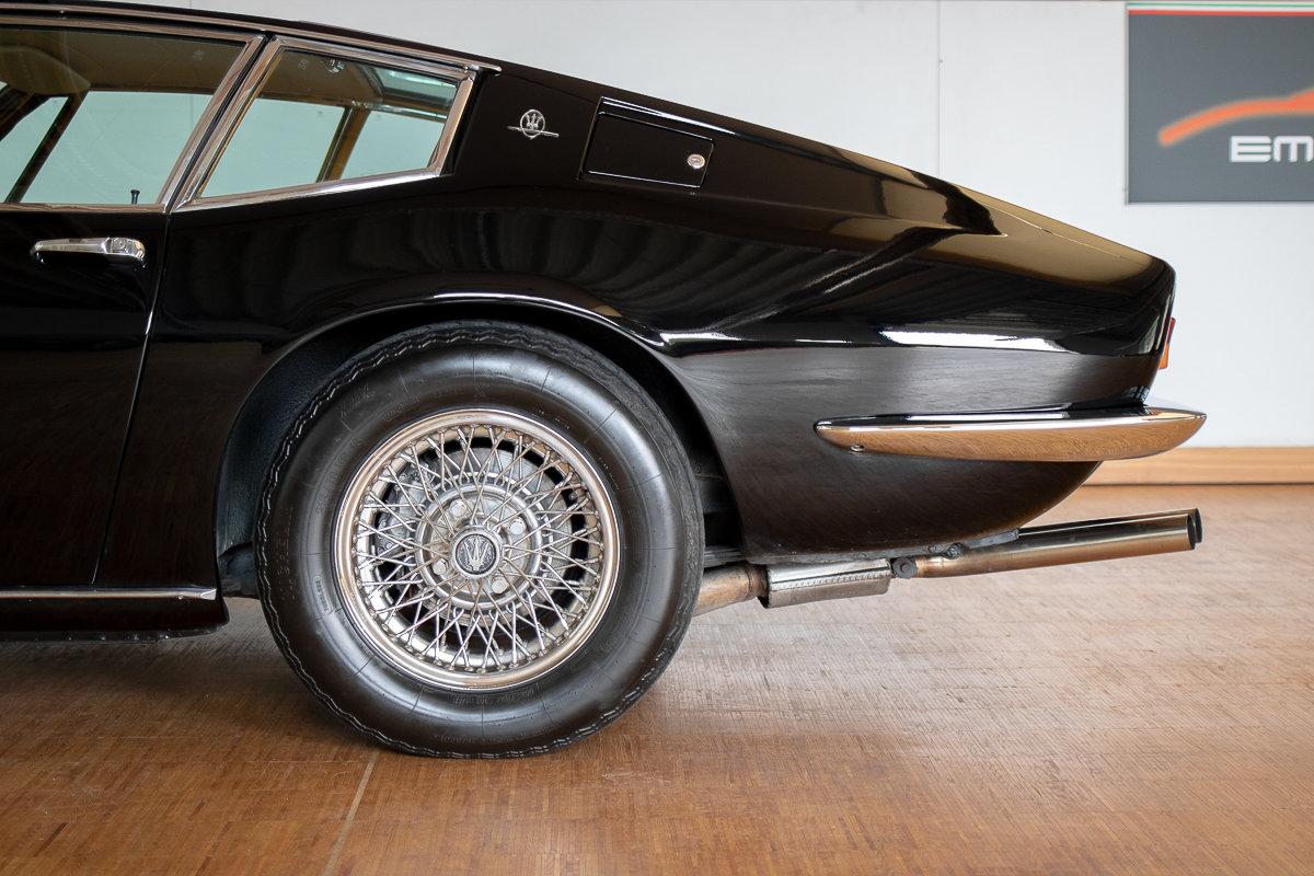 1969 Maserati Ghibli 4700 For Sale (picture 9 of 12)