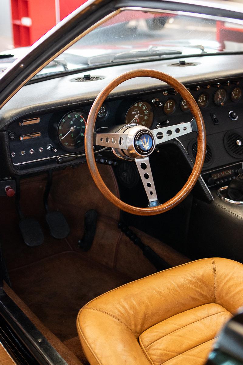 1969 Maserati Ghibli 4700 For Sale (picture 11 of 12)