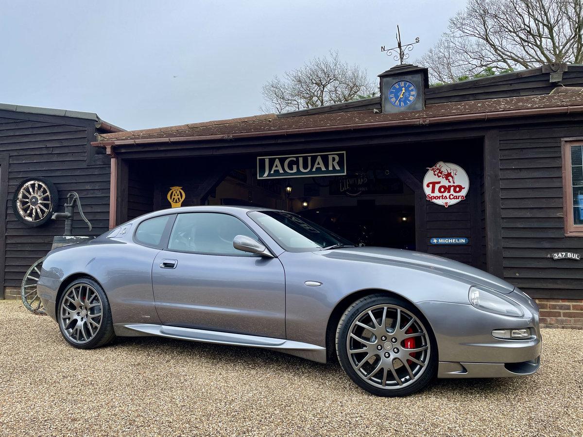 2007 MASERATI GRANSPORT V8 CAMBIOCORSA For Sale   Car and ...