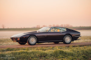 Picture of 1971 MASERATI GHIBLI SS, 1 of 425 built For Sale
