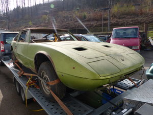 Picture of 1972 Maserati Indy 4200 project car For Sale