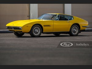 Picture of 1967 Maserati Ghibli 4.7 Coupe by Ghia For Sale by Auction