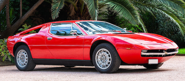 Picture of 1973 Maserati Merak For Sale by Auction