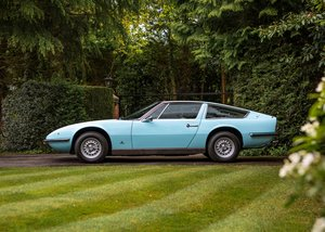 Picture of 1970 Maserati Indy For Sale by Auction